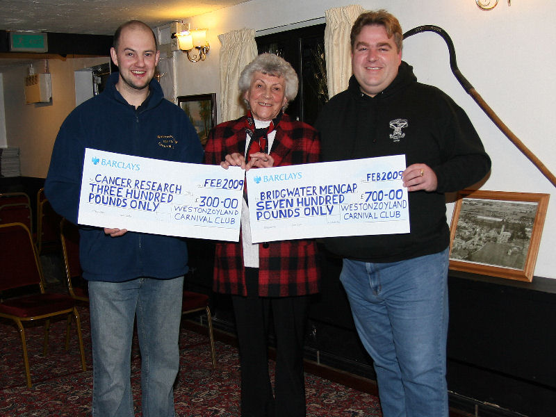 Presentaion of cheque
